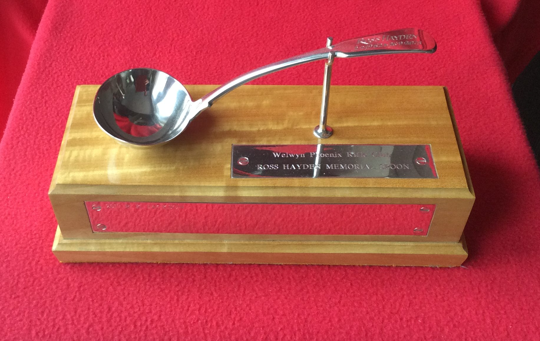 Ross Hayden Memorial Spoon